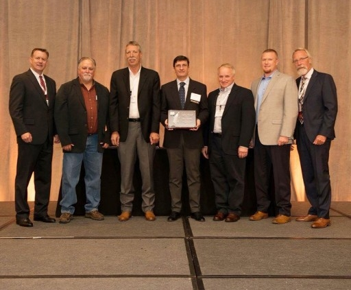Superior Rigging & Erecting Wins Safety Awards