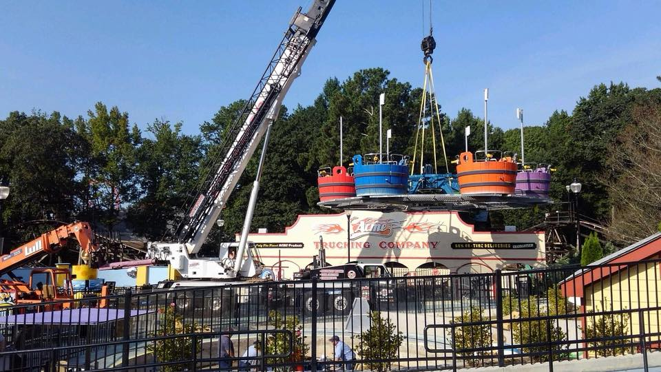 Six Flags Superior Rigging & Erecting